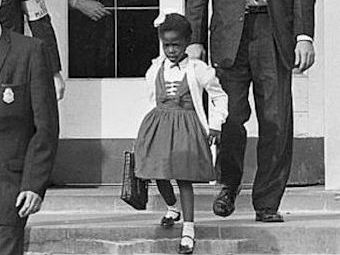 Ruby Bridges - reading comprehension