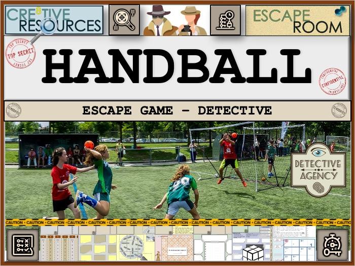 Handball PE Escape Room