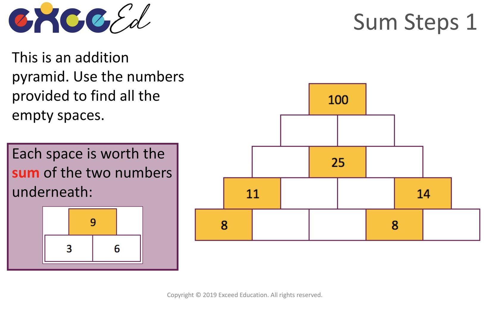 Maths Reasoning 'Start the Day' Bundle
