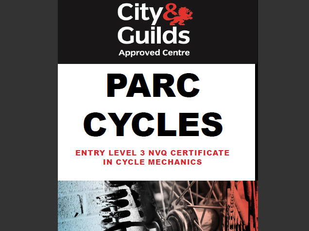Nvq Lvl 2&3 cycle maintenance Plus Unit guides ! HALF PRICE
