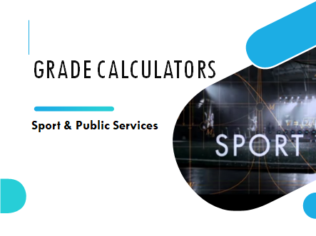 Grade calculator for Sport & Exercise Science Foundation Diploma