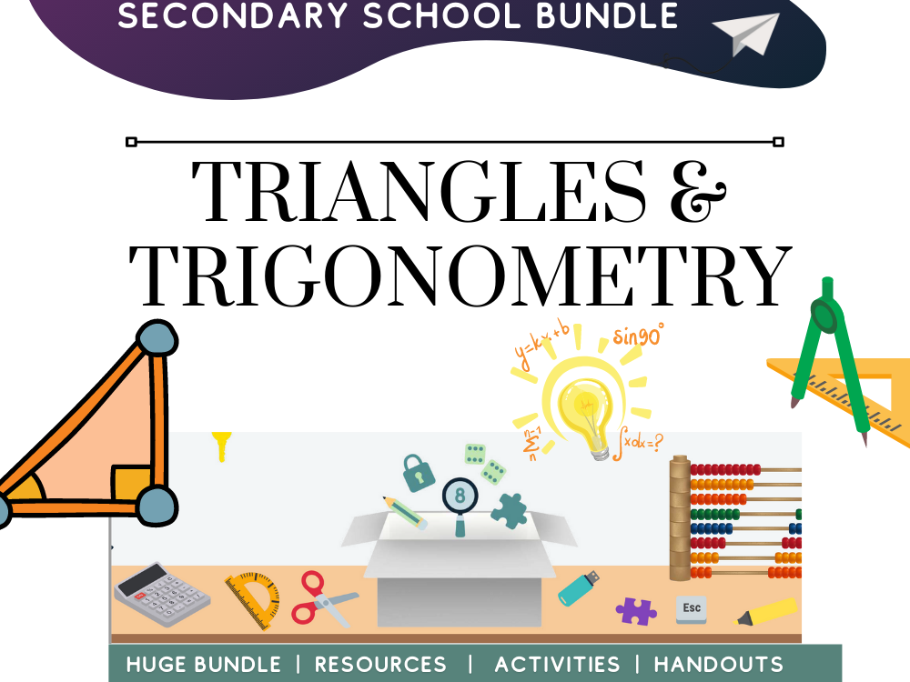 Trigonometry and Triangles math Revision