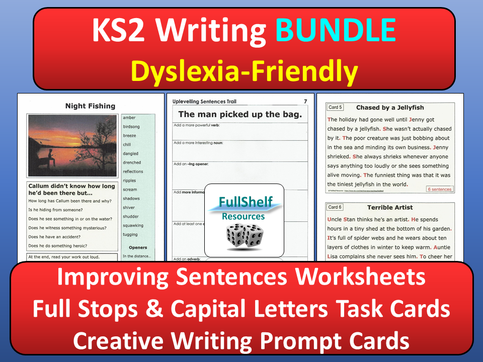 Writing Ks2 By Fullshelf Teaching Resources Tes