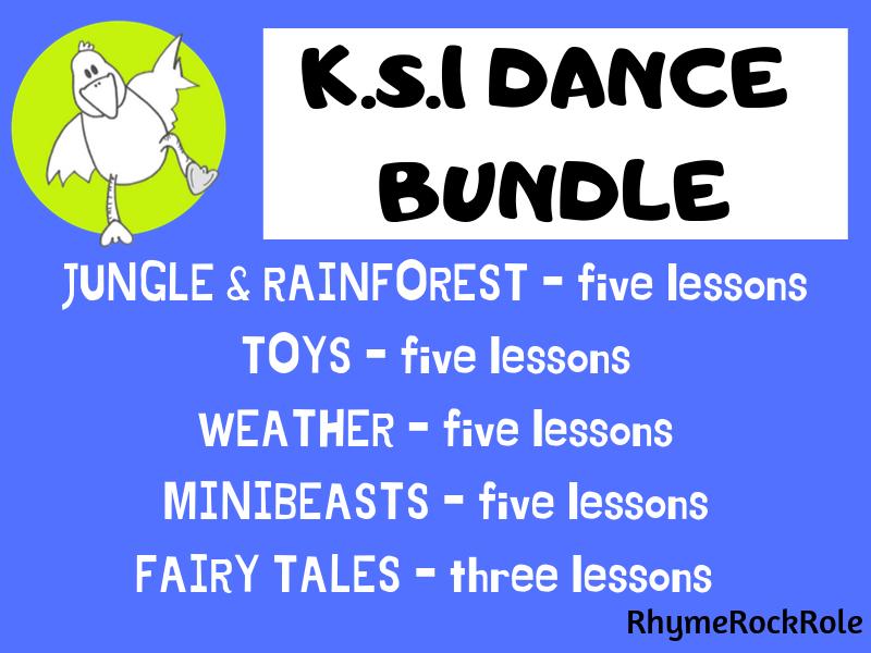 K.S.1 DANCE BUNDLE