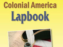 Colonial America Lapbook