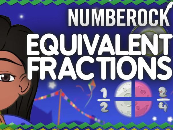 Equivalent Fractions: KS2 Song