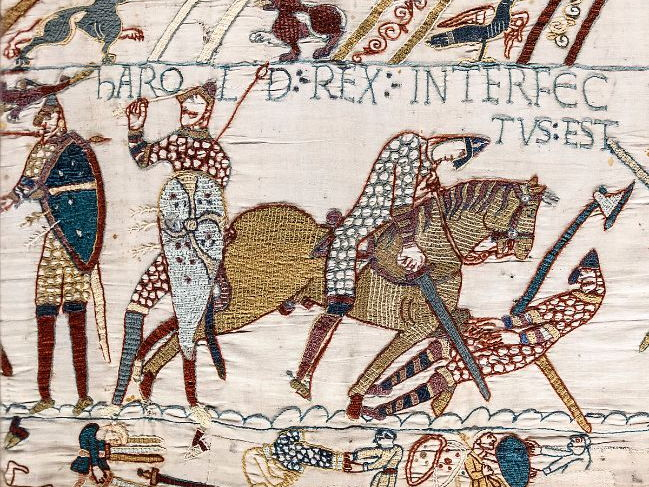 Key Stage three assessment and mark scheme: Why did William win the battle of Hastings?