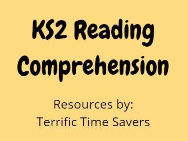 KS2 Reading Comprehension - Science focus
