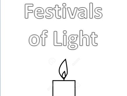 Festivals of Light Booklet