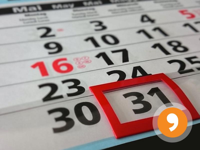 Los Meses - The Months - Worksheet