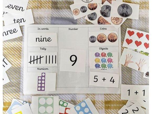 Number Mat - Maths Intervention