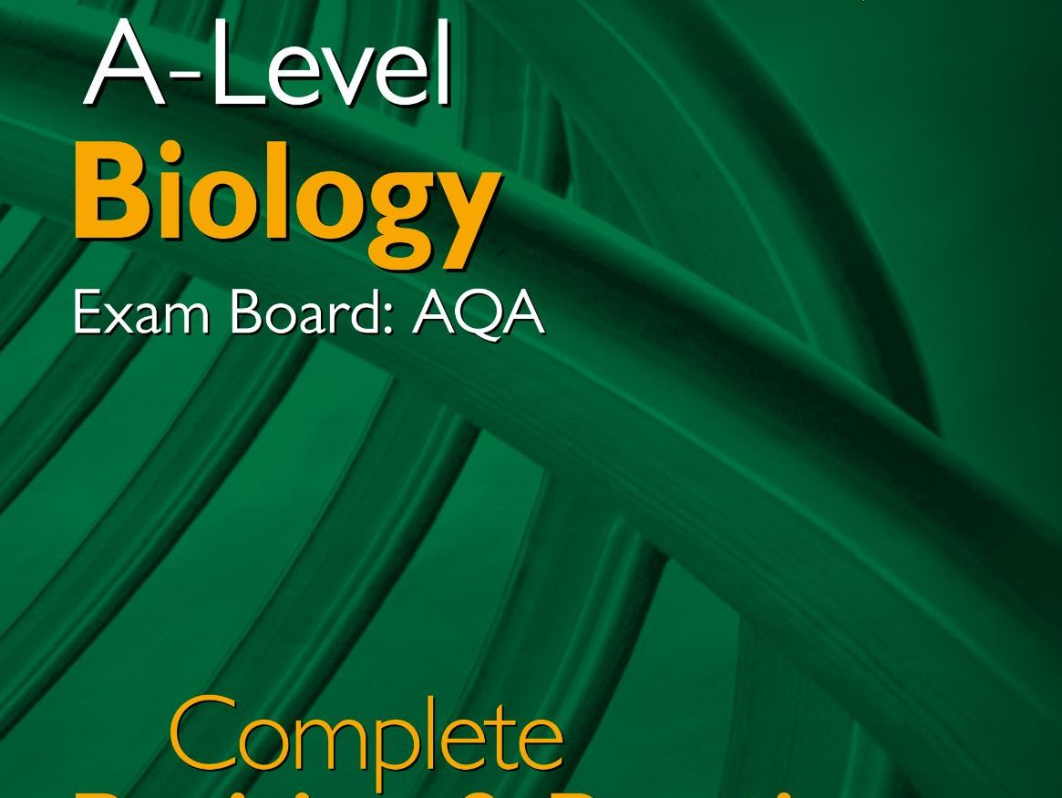 A-level AQA Biology extended questions bank