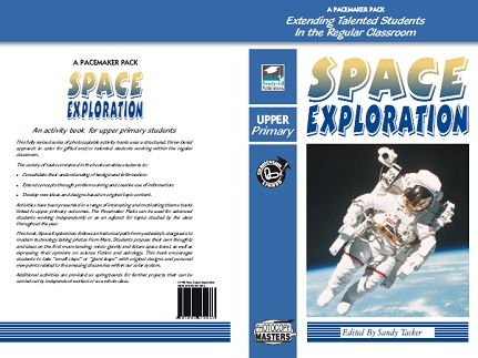 Pacemaker: Space Exploration - For Upper Primary