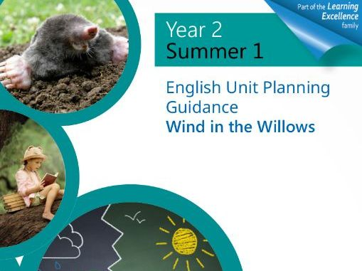 Year 2 Summer 1 English Planning Unit : Wind in the Willows