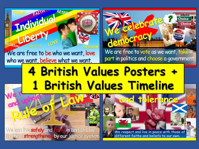 Display - British Values