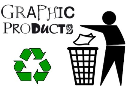"""Graphic Products """"Anti Litter Booklet"""" KS3 Unit"""