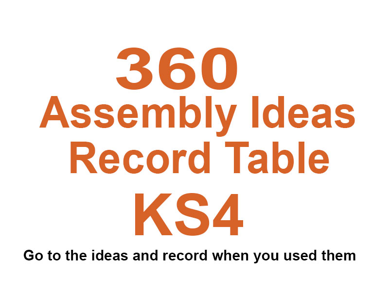 Assembly Videos - 360 KS4 With Record Table