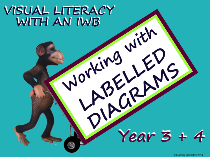 Visual Literacy - Labelled Diagrams
