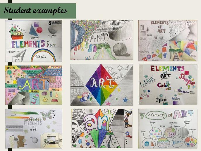 The Ultimate Elements of Art Bundle
