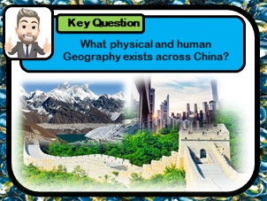 Investigating Chinas physical & human features, Chinas diverse landscapes
