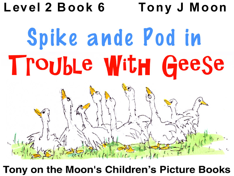 Spike and Pod, Trouble with Geese