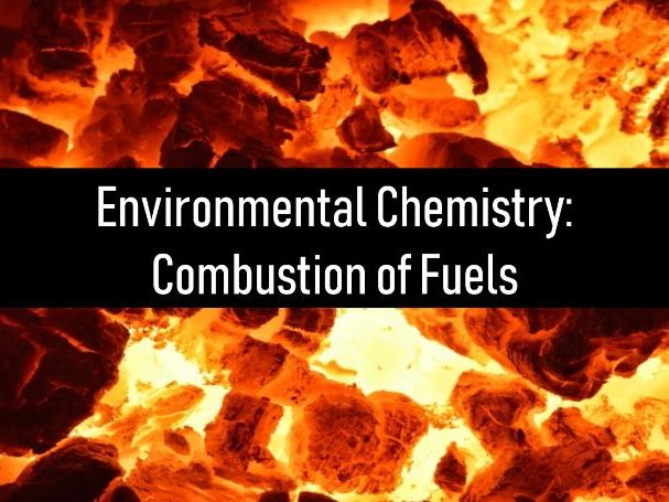Combustion of fuels: Forest fires