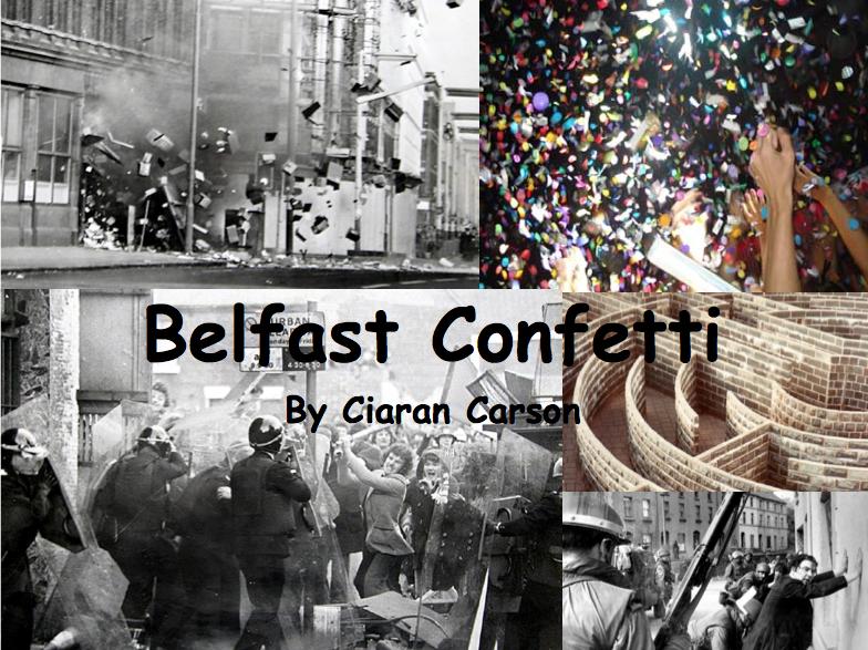 Belfast Confetti Revision Guide