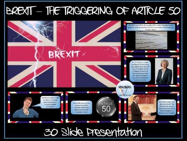 Brexit Presentation