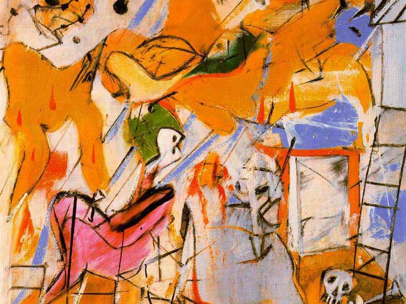 Willem De Kooning Quotes The Artist On His Abstract Painting Art