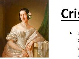 AQA Language and Literature Browning Poetry 'Cristina'