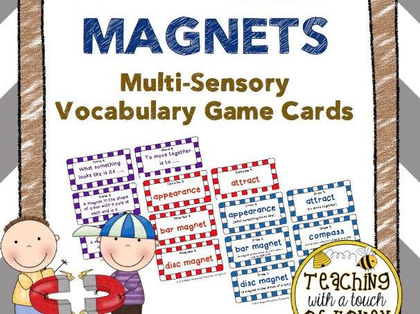 magnets multi sensory vocabulary game - Chinese New Year Animal