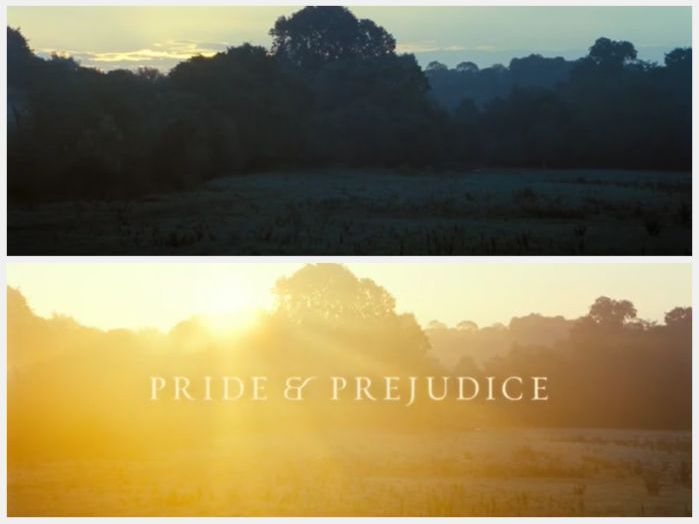 """Pride & Prejudice"" Page to Screen"