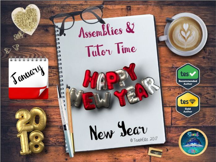 Assembly: New Year Assembly & Tutor Time