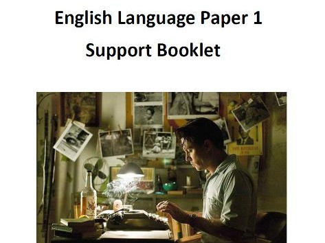 English Language Paper 1 Study and Revision Booklet