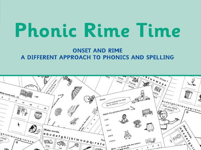 Phonic Rime Time