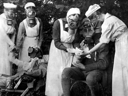 *Updated* World War One and its Impact on the Development of Medicine