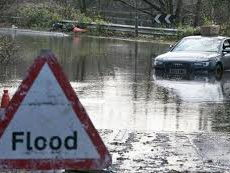 AQA GCSE Geography (9-1) - UK Weather Hazards and Evidence for more extreme weather in the UK