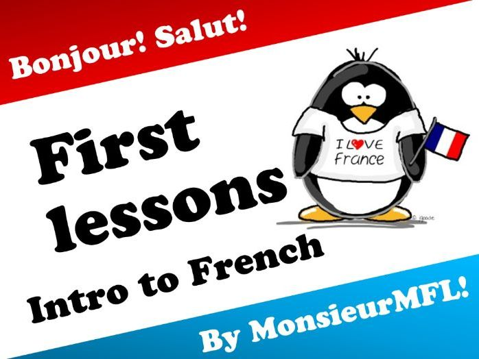 French Introduction September & back to school quiz !