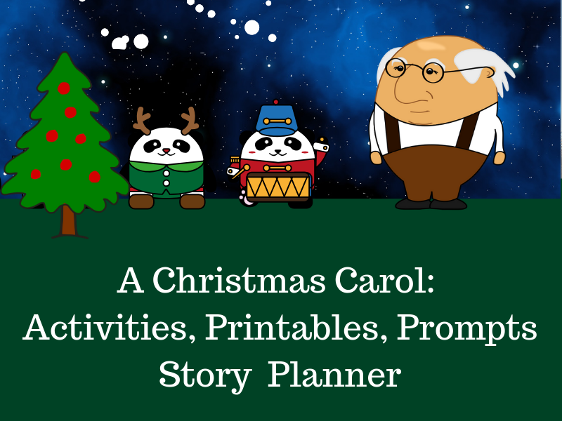 A Christmas Carol: Activities, Learning Plans, Printables and more