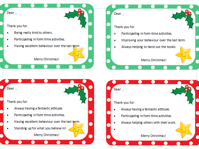 Christmas Display Posters