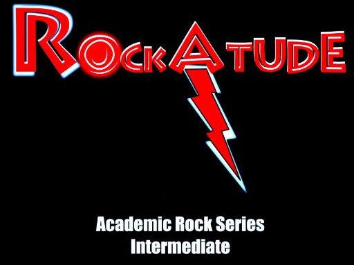 RockAtude (Rock Band Version Featuring Solo Lead Guitar)