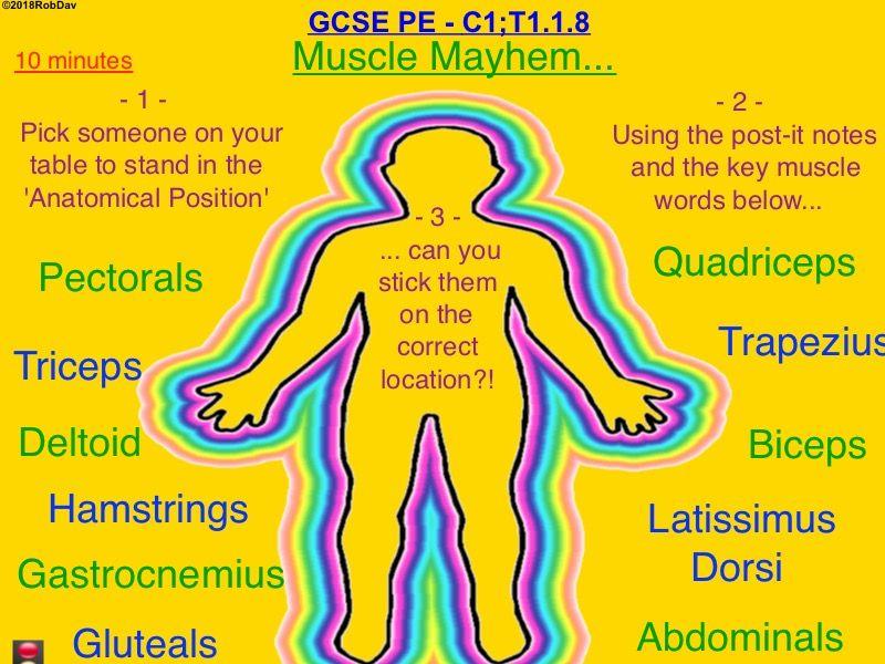 GCSE PE (Edexcel) - C1