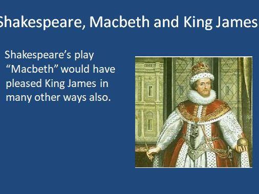 Macbeth Historical Context