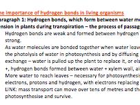 AQA A level Biology paper 3: essays + plans