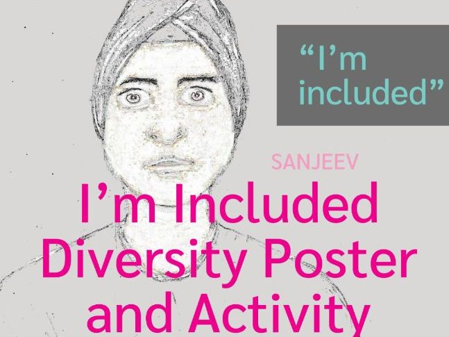 Diversity Poster and Activity (US)