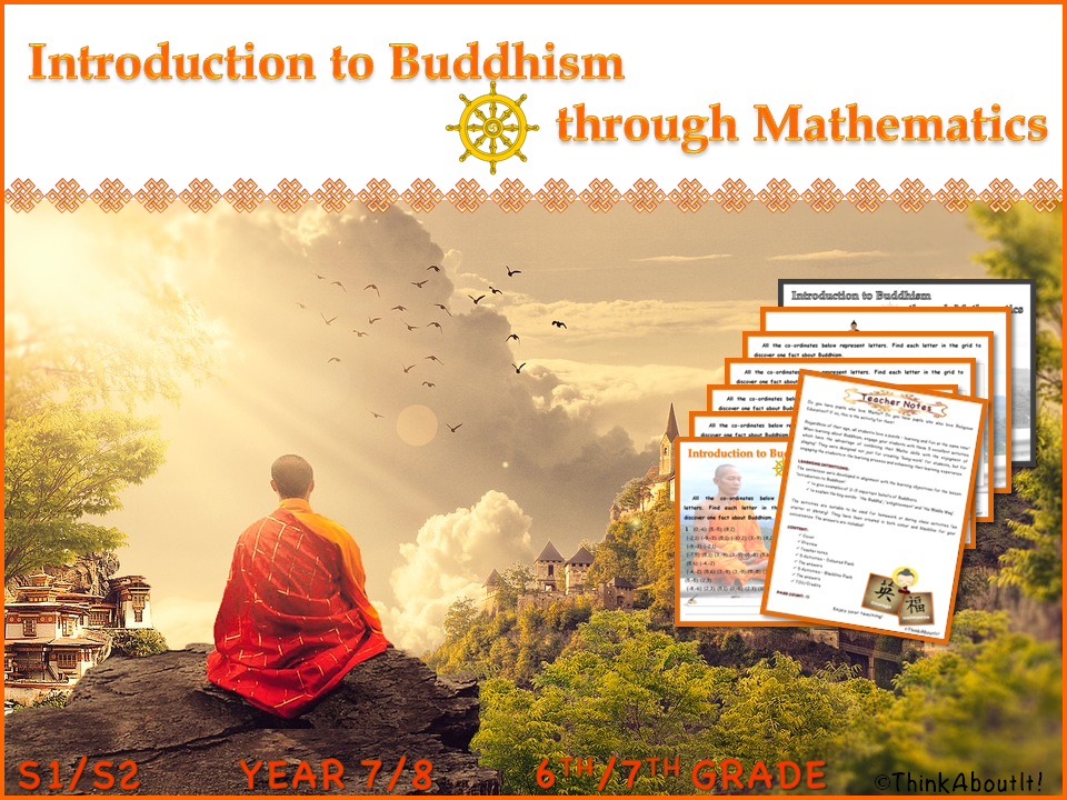 Introduction to Buddhism through Mathematics
