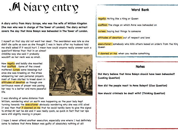 two ks2 inference guided reading sessions based on the