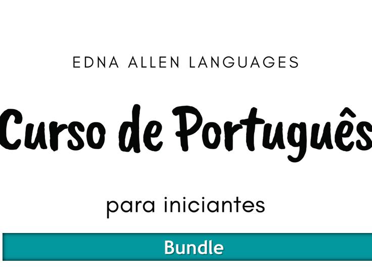 Curso de Português Pacote 5