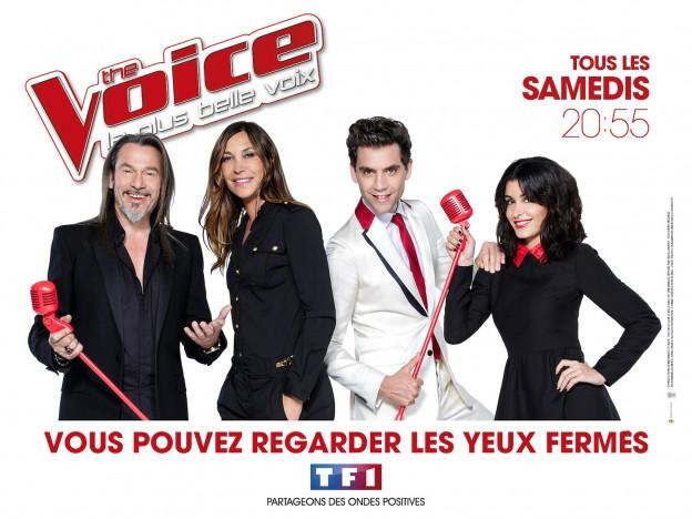La Musique - The Voice