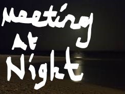 Meeting At Night - Robert Browning Poetry Songs of Ourselves